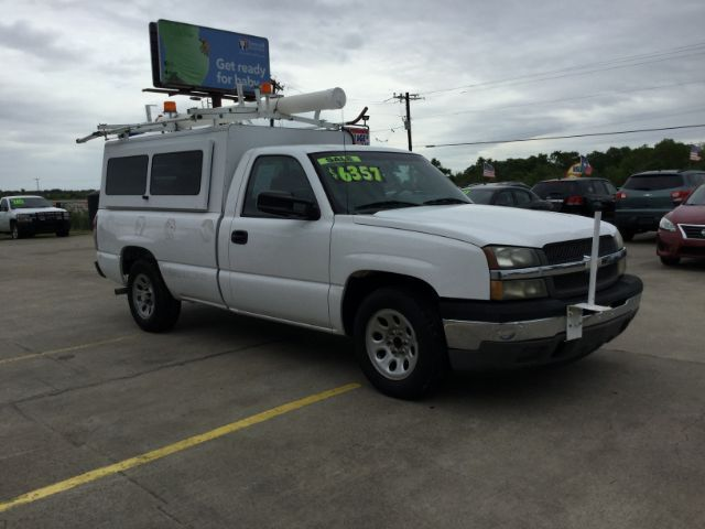 2005 Chevrolet Silverado 1500 Work Truck Long Bed 2WD Corpus Christi TX