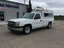 2005_Chevrolet_Silverado 1500_Work Truck Long Bed 2WD_ Corpus Christi TX