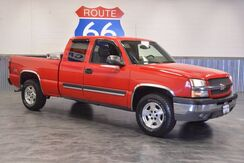2005 Chevrolet Silverado 1500 Z71 4WD 5.3 V-8 LOW MILES! 4 DOOR LOADED Norman OK
