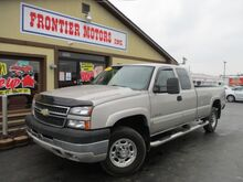 2005_Chevrolet_Silverado 2500HD_Ext. Cab Long Bed 2WD_ Middletown OH