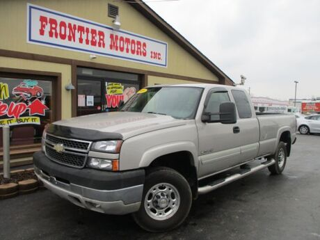 2005 Chevrolet Silverado 2500HD Ext. Cab Long Bed 2WD Middletown OH