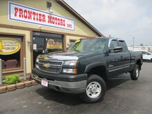 2005_Chevrolet_Silverado 2500HD_LS Ext. Cab Short Bed 4WD_ Middletown OH