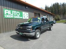 2005_Chevrolet_Silverado 2500HD_LT Crew Cab Short Bed 4WD_ Spokane Valley WA