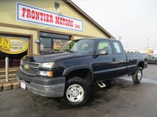 2005_Chevrolet_Silverado 2500HD_LT Ext. Cab Short Bed 2WD_ Middletown OH