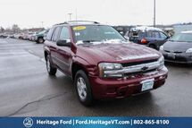 2005 Chevrolet TrailBlazer LS South Burlington VT
