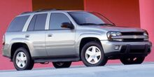 2005_Chevrolet_TrailBlazer_LT_ Corvallis OR