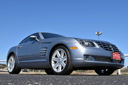 2005_Chrysler_Crossfire_Limited_ Fort Worth TX