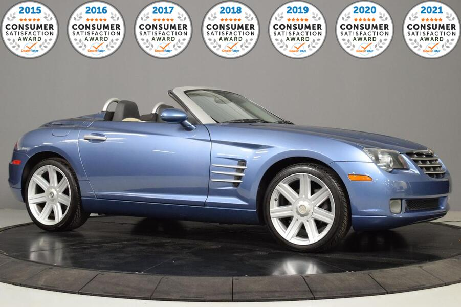 2005_Chrysler_Crossfire_Limited_ Glendale Heights IL