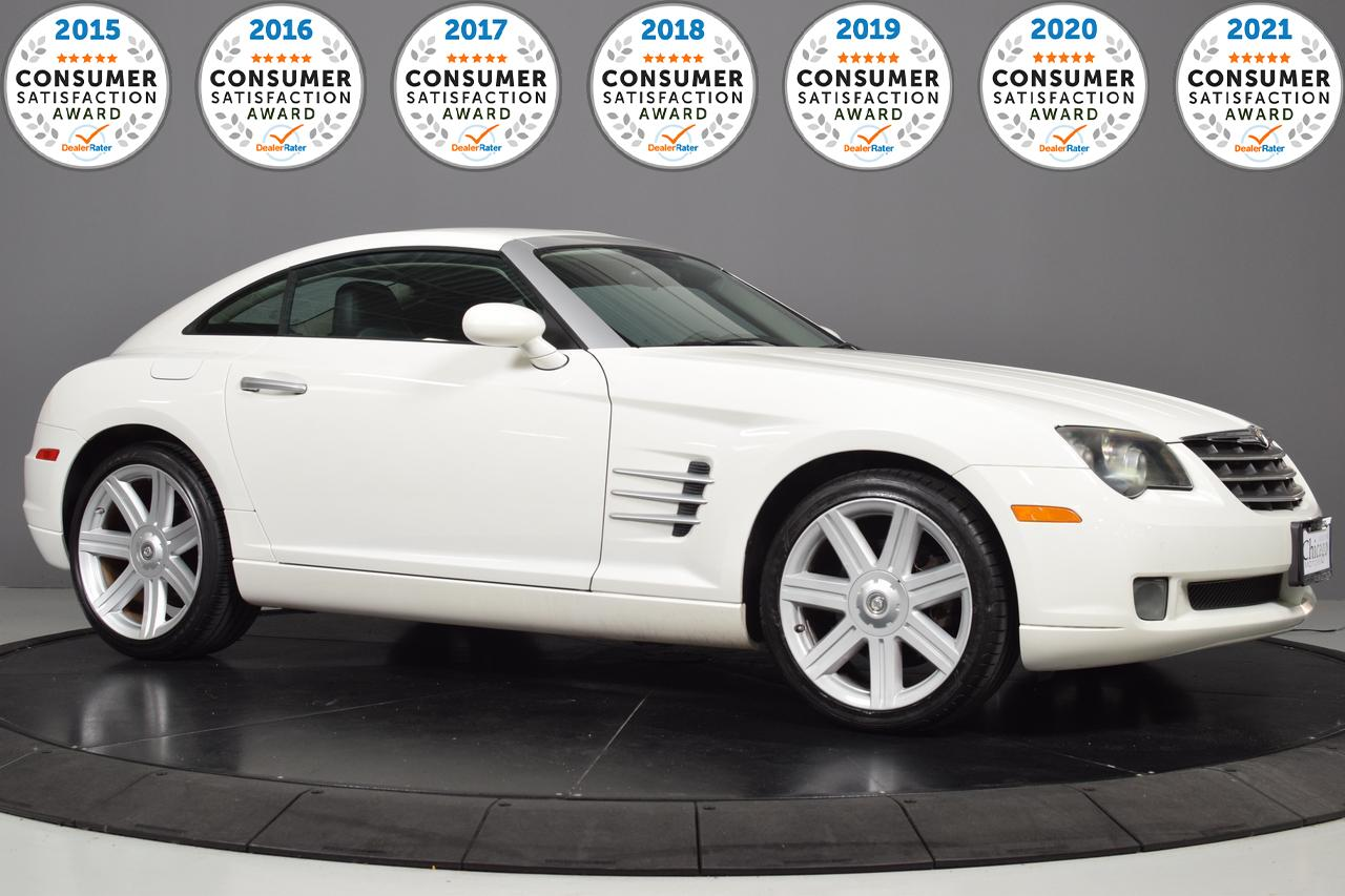 2005 Chrysler Crossfire Limited Glendale Heights IL