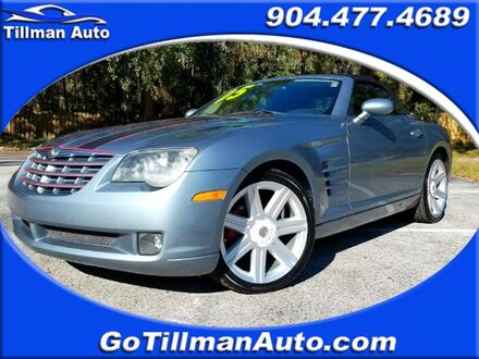 2005_Chrysler_Crossfire_Roadster Limited_ Jacksonville FL