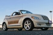 2005 Chrysler PT Cruiser GT Convertible LOW MILES! Fort Worth TX