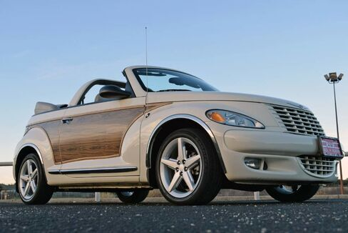 2005_Chrysler_PT Cruiser_GT Convertible LOW MILES!_ Fort Worth TX