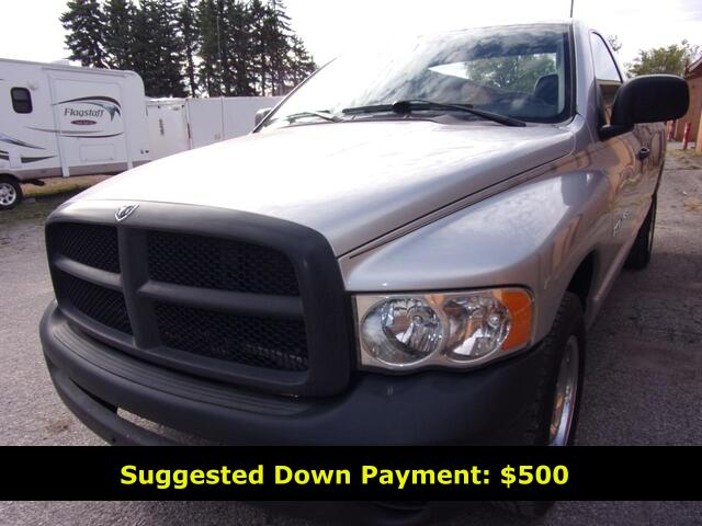 2005 DODGE RAM PICKUP ST; SLT;  Bay City MI