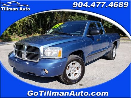 2005_Dodge_Dakota_SLT Club Cab 2WD_ Jacksonville FL