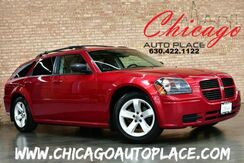 2005_Dodge_Magnum_SXT - 3.5L V6 ENGINE CLEAN LOCAL TRADE GRAY CLOTH INTERIOR PREMIUM ALLOYS CD PLAYER POWER OPTIONS_ Bensenville IL