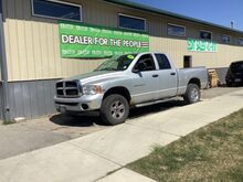 2005_Dodge_Ram 1500_Laramie Quad Cab Short Bed 4WD_ Spokane Valley WA