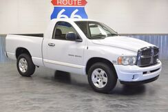 2005_Dodge_Ram 1500_SLT SHORT WIDE HEMI V-8 LOW MILES! LOADED! MINT!_ Norman OK