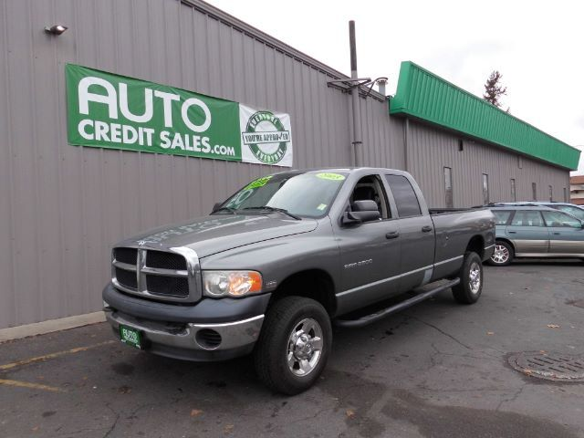 2005 Dodge Ram 2500 Laramie Quad Cab Long Bed 4WD Spokane Valley WA