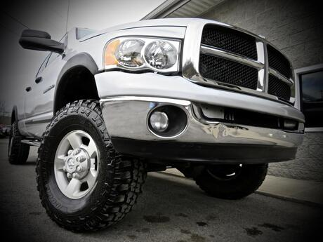 2005 Dodge Ram 2500HD SLT 4X4 4dr LB Quad Cab 5.9l CUMMINS Grafton WV
