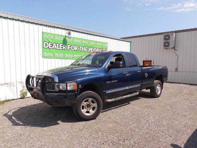 2005 Dodge Ram 3500 Laramie Quad Cab Long Bed 4WD Spokane Valley WA