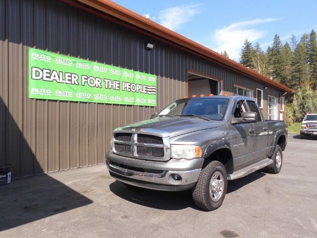 2005 Dodge Ram 3500 SLT Quad Cab Short Bed 4WD Spokane Valley WA