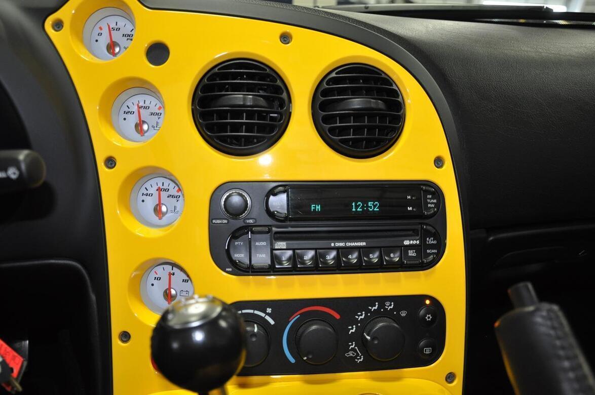 2005 Dodge Viper #41 of 50 SRT10 VCA Vert Tomball TX