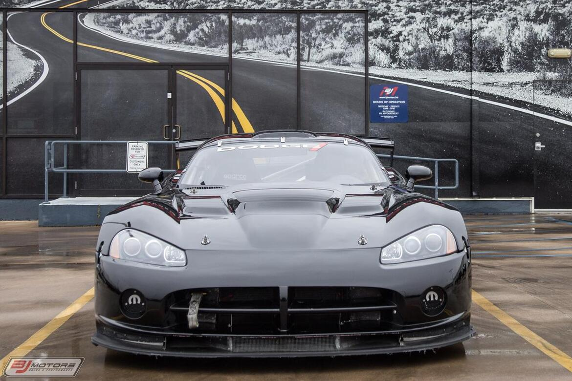 2005 Dodge Viper Competition Coupe Tomball TX