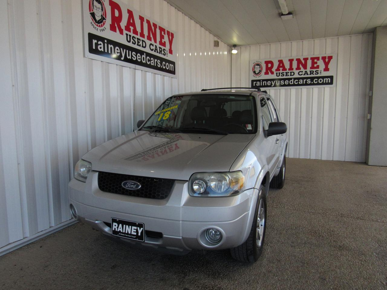 2005 FORD ESCAPE Americus GA