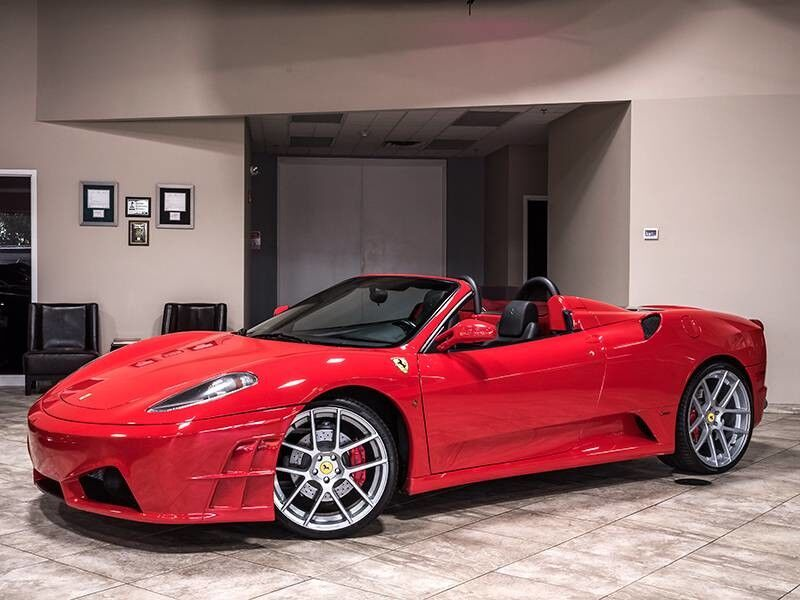 2005_Ferrari_F430_Convertible_ Chicago IL