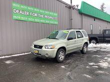 2005_Ford_Escape_Limited 4WD_ Spokane Valley WA