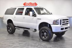 2005_Ford_Excursion_DIESEL! 4WD! LIFTED! XD WHEELS/MICKEY THOMPSON TIRES! LEATHER LOADED! 3RD ROW! 91K MILES!_ Norman OK
