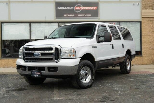 2005 Ford Excursion Special Serv Hamilton NJ