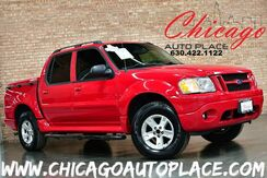2005_Ford_Explorer Sport Trac_XLT - 4.0L V6 ENGINE 4 WHEEL DRIVE 1 OWNER 2 TONE GRAY CLOTH BODY COLOR BED COVER PREMIUM ALLOY WHEELS_ Bensenville IL
