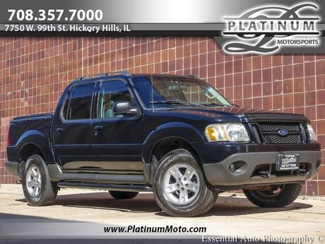 2005 Ford Explorer Sport Trac XLT 4WD Hickory Hills IL