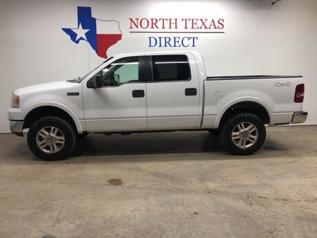 2005 Ford F-150 Lariat 4x4 Crew Cab leather Towing Pkg Mansfield TX