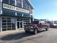 2005 Ford F-250 SD Lariat Crew Cab Long Bed 4WD Monroe NC