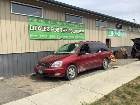 2005 Ford Freestar SEL Spokane Valley WA