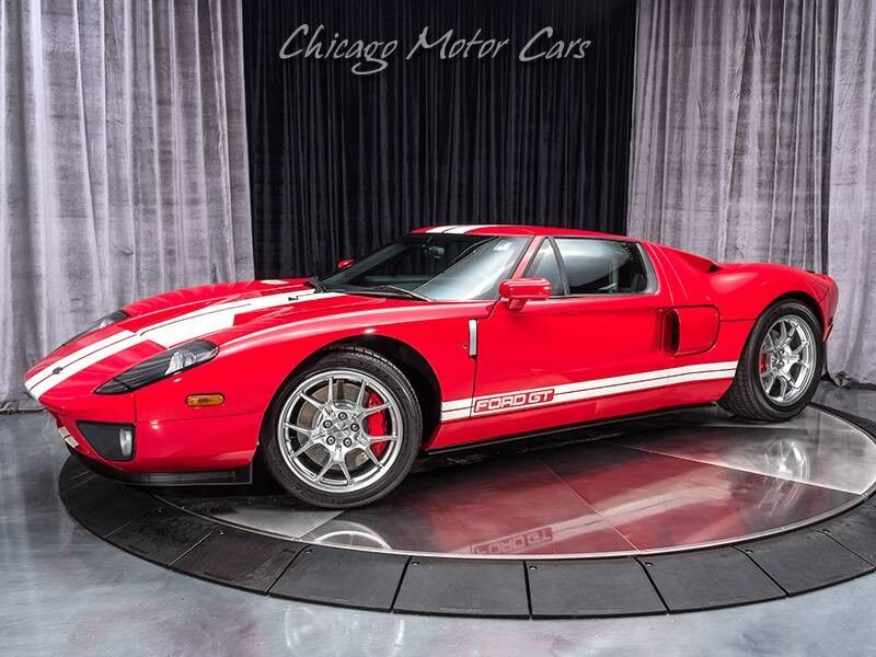 2005_Ford_GT_2dr Coupe_ Chicago IL