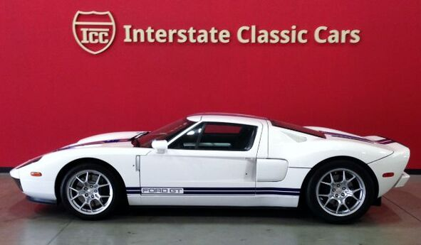 2005 Ford GT Coupe Dallas TX