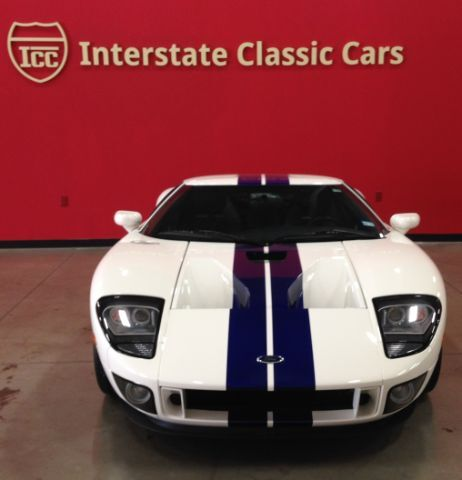 2005 Ford GT Coupe Rockwall TX