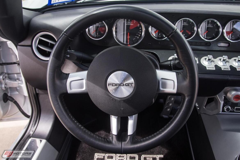 2005 Ford GT Quicksilver Stripe Delete GT40 Tomball TX