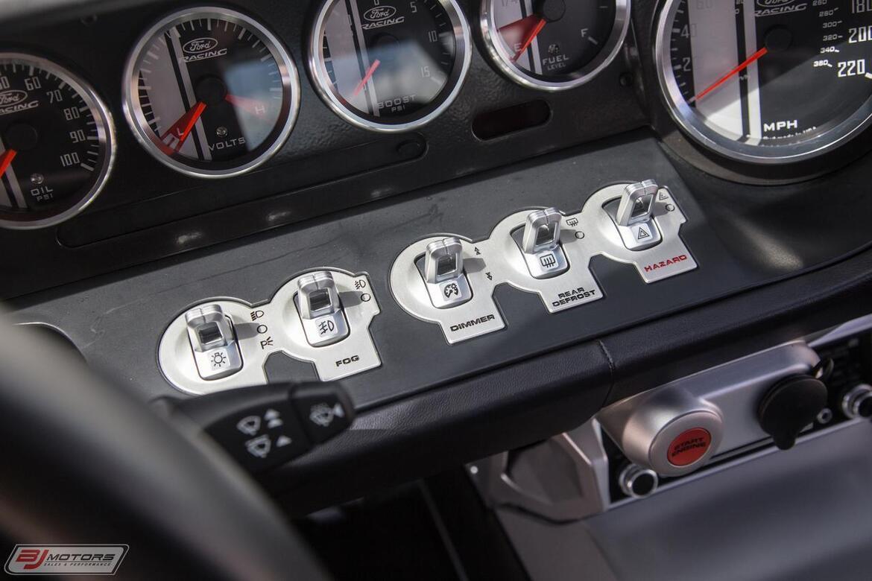 Ford Gt Quicksilver Stripe Delete Gt Tomball Tx