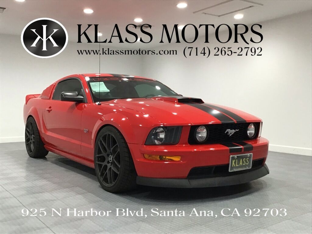 2005 Ford Mustang GT Premium Roush Stage 3 Santa Ana CA