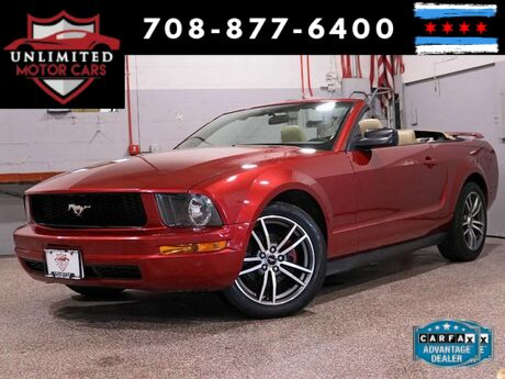 2005 Ford Mustang Premium Bridgeview IL