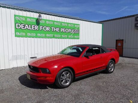 2005 Ford Mustang V6 Deluxe Convertible Spokane Valley WA