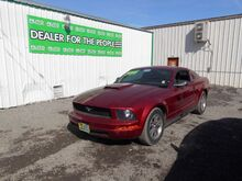 2005_Ford_Mustang_V6 Deluxe Coupe_ Spokane Valley WA
