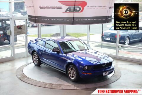2005_Ford_Mustang_V6 Premium Coupe_ Chantilly VA