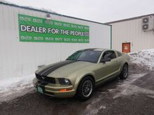 2005_Ford_Mustang_V6 Premium Coupe_ Spokane Valley WA
