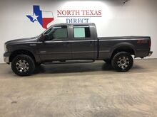 2005_Ford_Super Duty F-250_FX-4 4x4 XLT Crew 6.0 Diesel Short Bed Powerstroke_ Mansfield TX