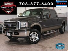 Ford Super Duty F-250 Lariat 4WD 2005